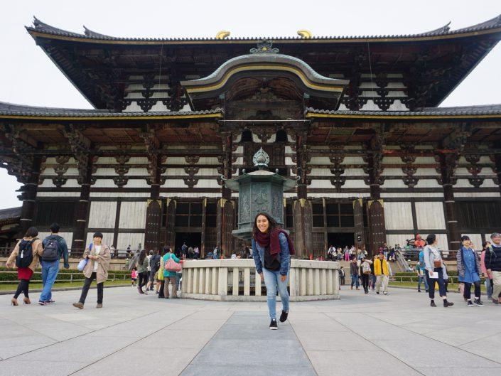 Estudiante UDLAP en Asia